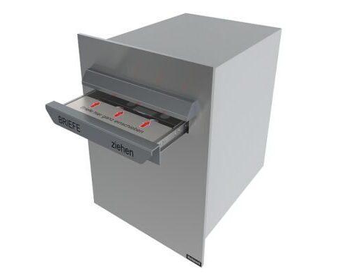 Sicherheitsbriefkasten Mailguard Briefklappe Briefeinwurf Sichere Aufbewahrung